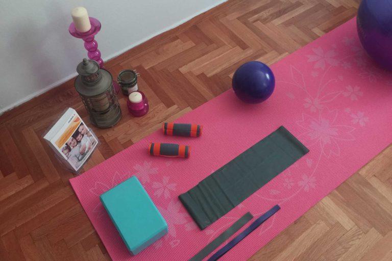 Pregnancy Home Γυμναστική 1