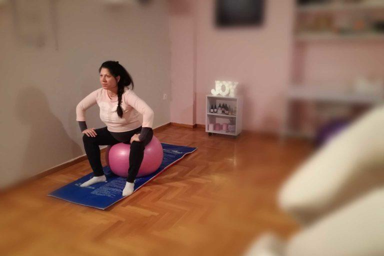 Pregnancy Home Γυμναστική 4